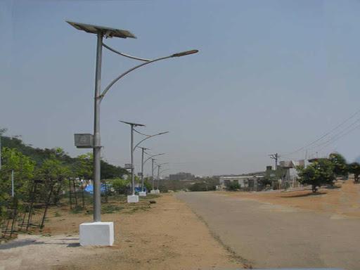300 solar streetlights to be installed in five regions soon