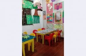 Buttercup Daycare and Playgroup, owned by Joyce Sullivan