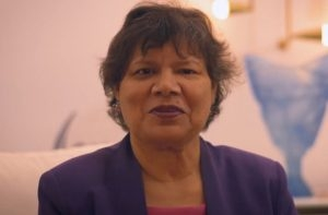 Canadian High Commissioner to Guyana, Lilian Chatterjee