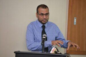 Robert Persaud's return fosters culture of suspicion – Ram