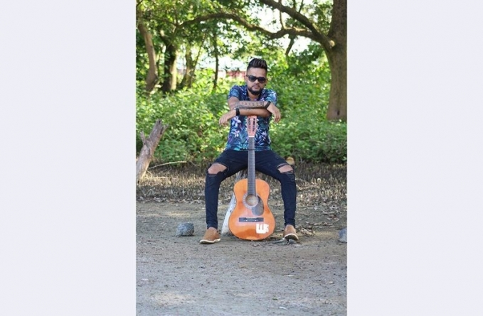 'Tony Cuttz' all set to release new 'Let We Go' Chutney song