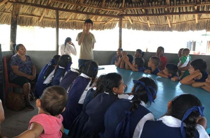 Conservation group pushes for environmental education in schools