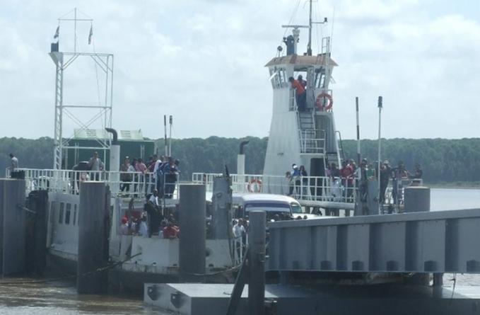 Resumption of Guyana/Suriname ferry service postponed again