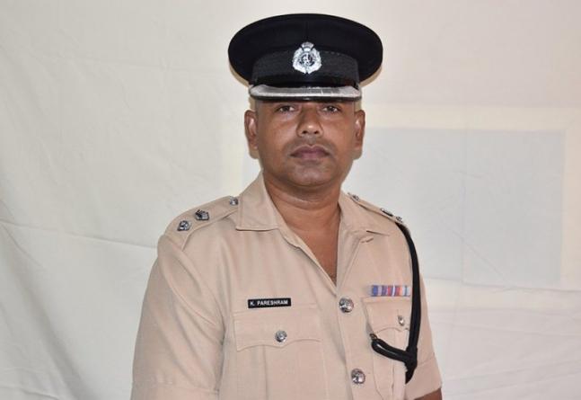 Commander Pareshram now heads Georgetown