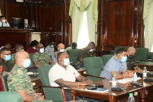 GDF officers were unprepared for Public Accounts Committee meeting; GYD$8 million repairs to vehicle flagged
