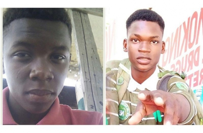 Three charged for murder of Henry boys