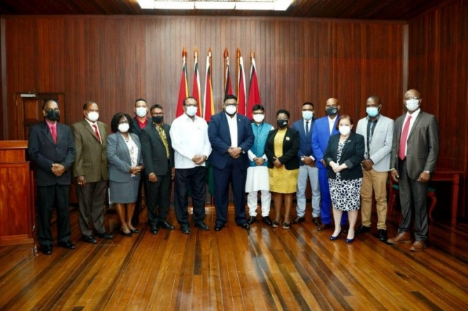 Mayors, deputy mayors sworn in