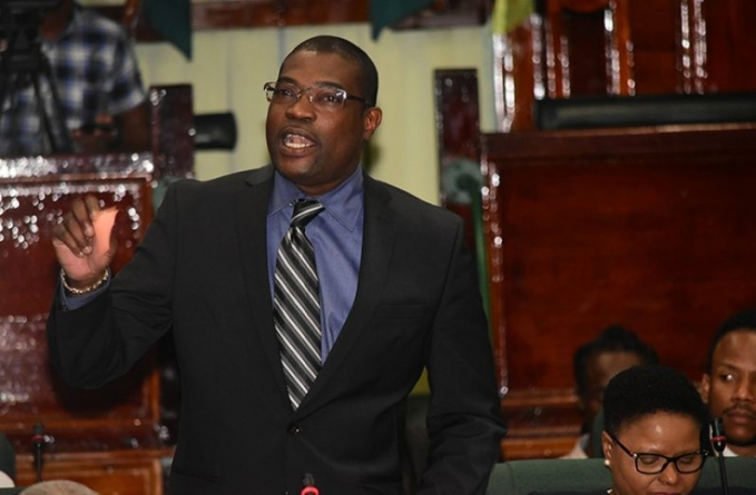 AFC sticks with Patterson, signals he will remain Public Accounts Committee chairman