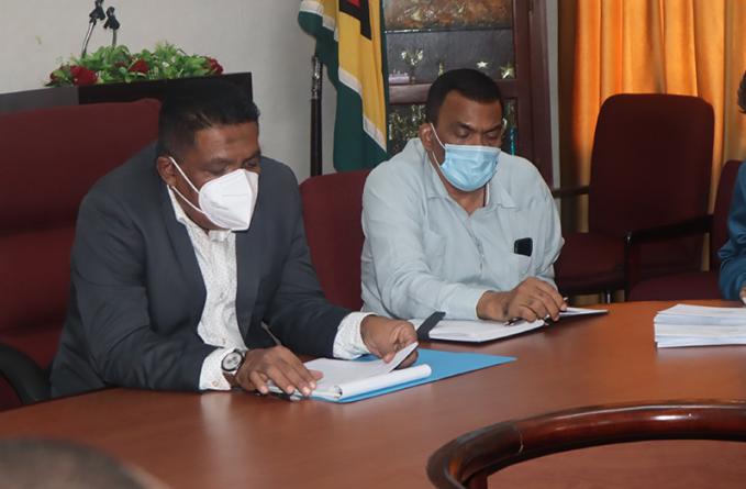 Suriname to soon license Corentyne fishermen