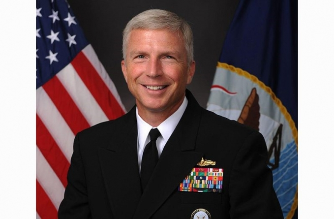 US Admiral to meet President Ali, other senior gov't officials