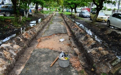 Ministry upgrading Waterloo and Carmichael avenues