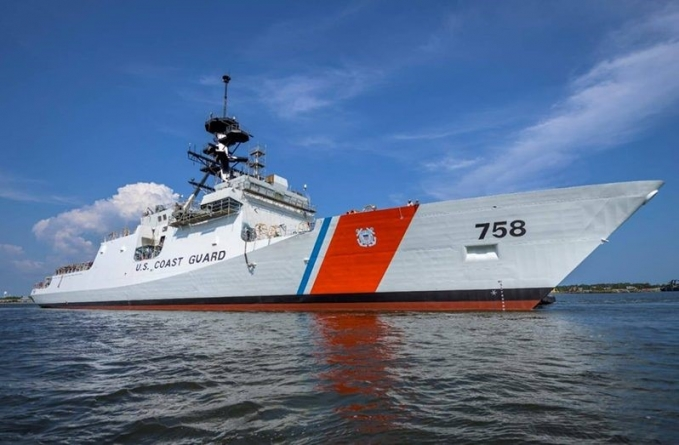 US, local coast guards to commence operations Saturday