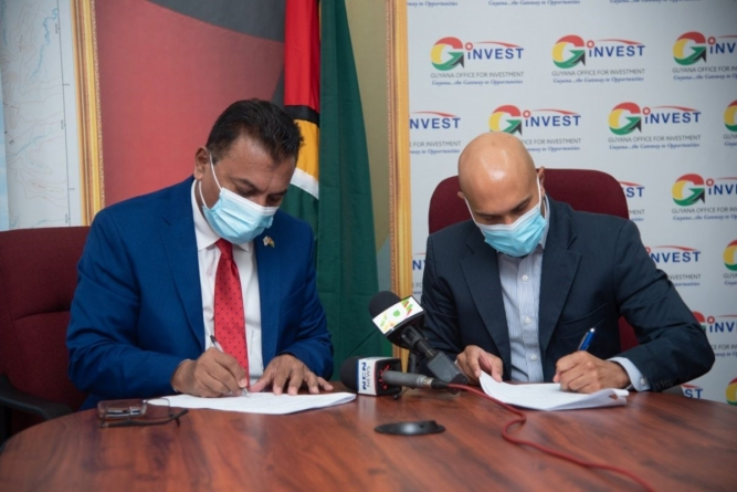 GO-Invest, PSC ink cooperation pact