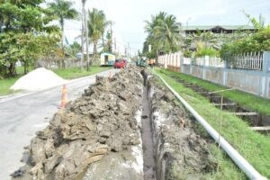 GWI restarts upgrading of city's transmission pipelines