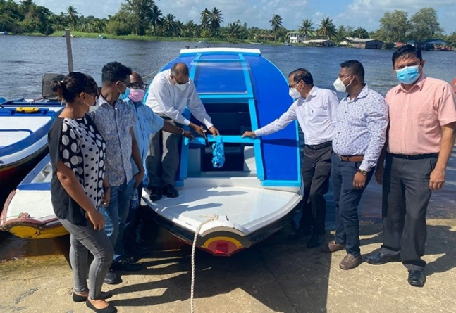 $5.4M 'Health Boat' for Pomeroon River