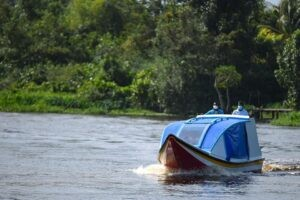 Local Govt. Minister commissions $5M medical boat