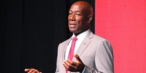 Trinidad PM Rowley taken to hospital