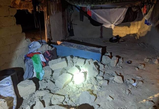 'Worrying' tremors still affecting South Rupununi communities