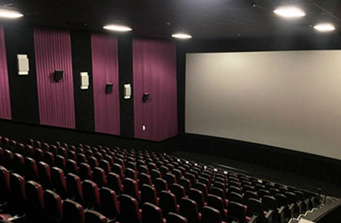 Cinemas can reopen if special filters are installed