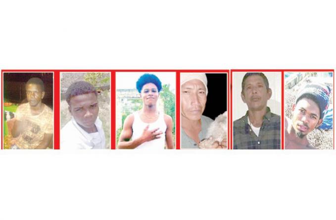 Fishermen released