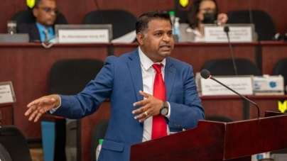 'What did you do with the money?' Indar says Coalition's taxes made Guyana 'pauperized state'