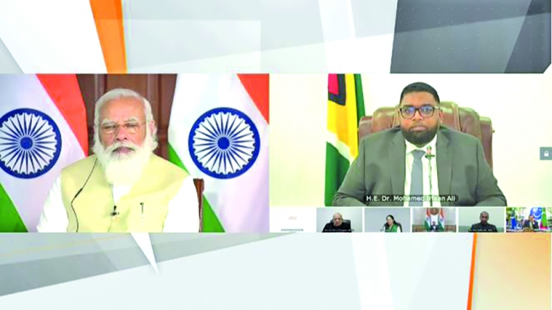 Guyana re-engages India on technological support for renewable energy