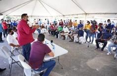 One Guyana for all Guyanese, President Ali tells Buxtonians