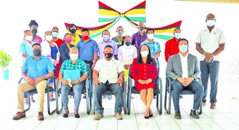 Put politics aside and serve the people – Min Sukhai tells new Region 8 Councillors