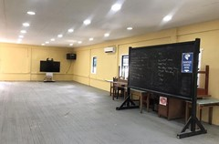 'Smart classrooms' were never set up, operationalised by Coalition Gov't