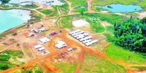 Canadian company finds high-grade gold in Guyana's Toroparu mine