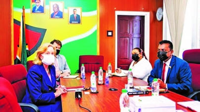 Guyana-US business relations stronger than ever – US Ambassador