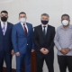 Agriculture Minister meets with investment team from Kazakhstan
