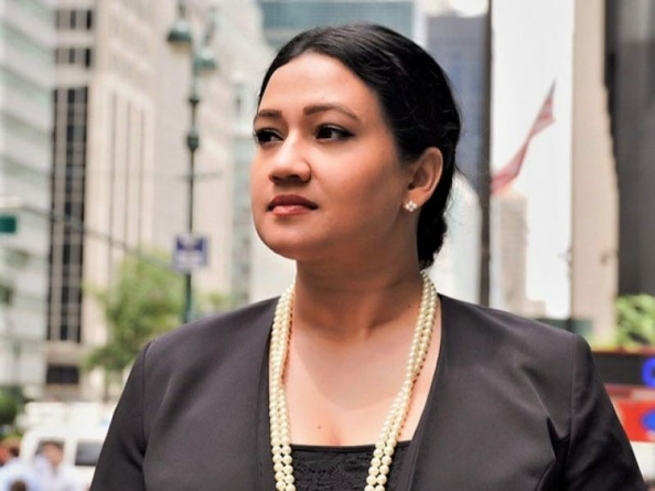 New York-based Guyanese to host 'Get Real with Shameeza'