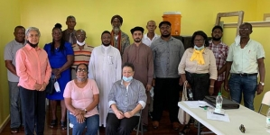 Executive officers of IROG elected