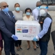 India delivers COVID-19 vaccine to OECS, Suriname