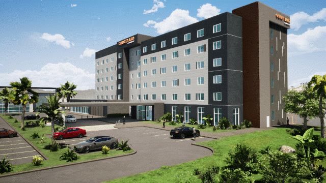Agreement for Marriott Hotel at CJIA finalised, to be completed in 2023
