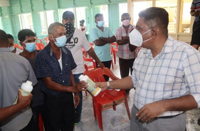Moves afoot to recover over $50M owed to Region Two rice farmers