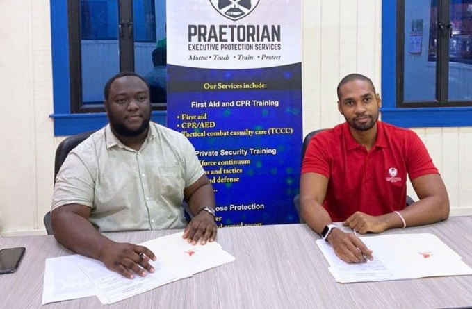Security, real estate companies partner to deliver better services