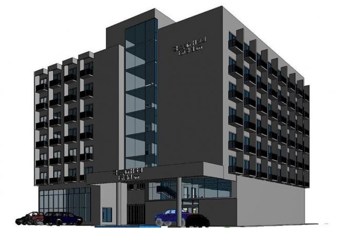 US$6M Sleepin Hotel for Brickdam