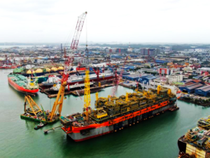 ExxonMobil on track to triple production capacity in Stabroek Block
