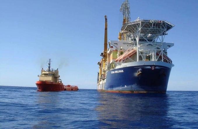 Stena DrillMAX sails into Guyana's waters