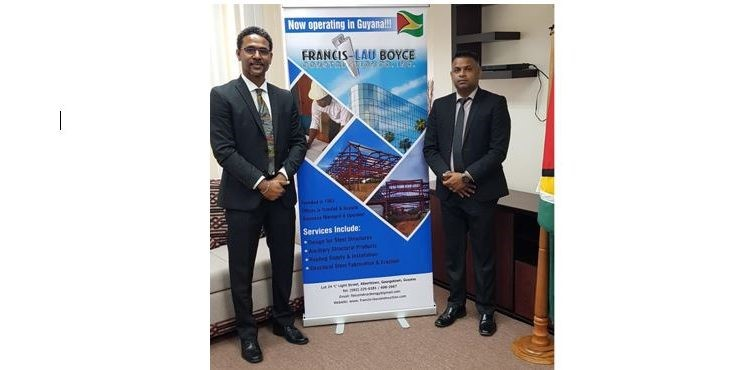 Trinidadian construction firm opens location in Guyana promising market solutions