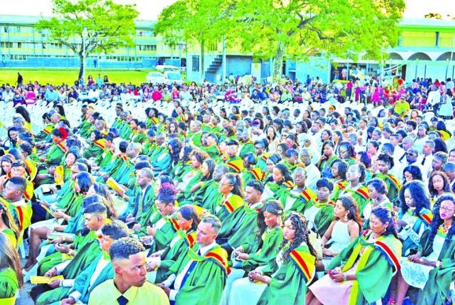 Over 2500 UG students to graduate virtually