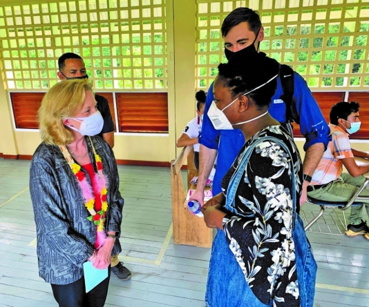 US conducts medical training in Region 1