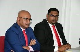 President Ali, VP Jagdeo discuss Berbice deepwater port with CGX, investors