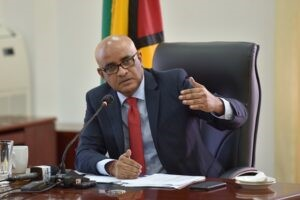 New structure being looked at for GEA – VP Jagdeo