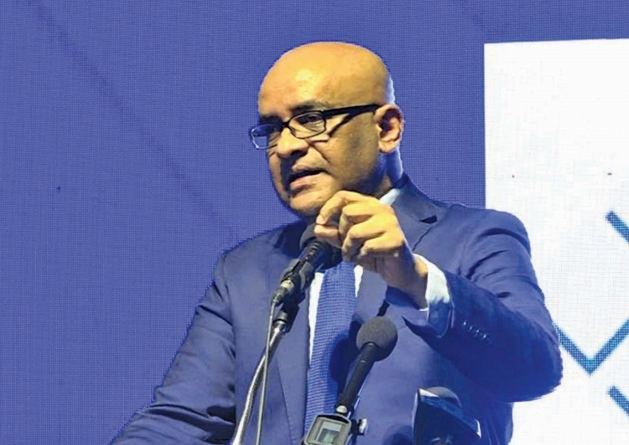 Guyana will lose many opportunities unless mindset evolves – Jagdeo tells Private Sector