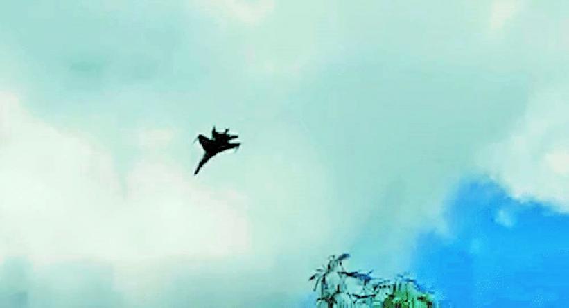 Venezuela's fighter jets invade Guyana's airspace