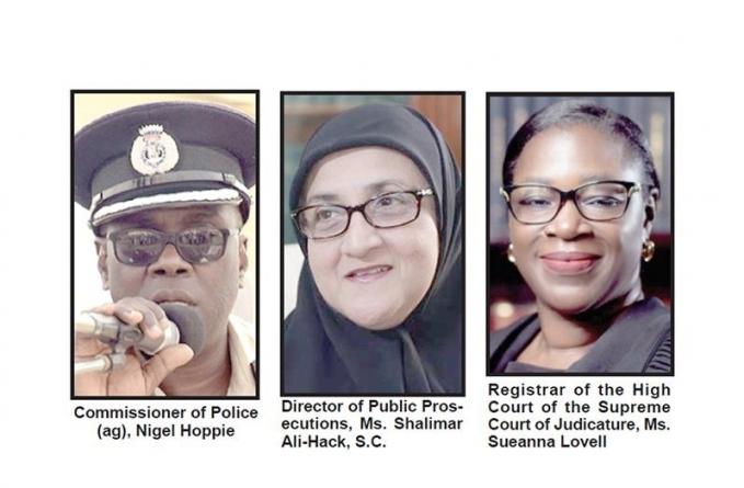 'Top Cop,' DPP file applications to retrieve elections SoRs, SoPs
