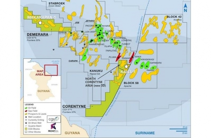 Frontera plugs US$19M into CGX